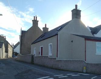 Cottage in Portknockie